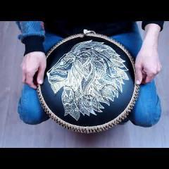 Guda Coin Brass. Kurd / African Scales. 432 Hz