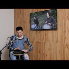 Guda Ortus. Hang Massive - Once Again - Guda Drum Cover Version (Anatoliy Gernadenko plays)
