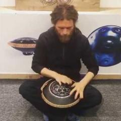 7 beat rhythm Improvisation by Pasha Aeon