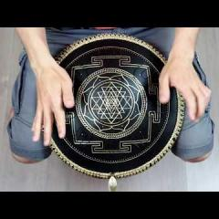 Guda Coin Brass. Equinox / Celtic scales