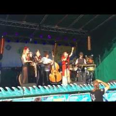 Guda. CeltCast  Guinevere at Zeeheldenfestival
