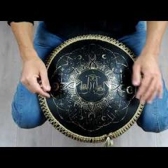 Guda Coin Brass / Aluminum. Enigma / African scales.