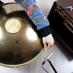 Guda Double FX. Lowberry /Gypsy Minor scales