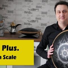 """Guda Plus (""""Steelpan"""") Aeolian scale.Performed by Anatoliy Gernadenko.(Guda Drum, steel tonque drum)"""
