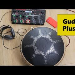 "GUDA Plus 2.0 Fx. Celtic Minor scale/""SteelPan"" option. Performed by Anatoliy Gernadenko (GUDA Drum)"