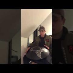 Iked Thijs Etpison.60 second Guda Drum Challenge