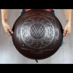 Guda Double (Guda Drum) Enigma/African scales (432Hz)