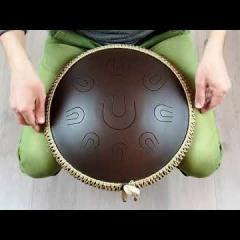 Guda Coin Brass/Aluminum. Celtic minor|/African