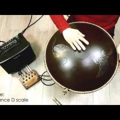 Guda Double Fx Zen Trance D/African. Orbis Quattro pedal