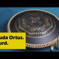 Guda Ortus Brass. Kurd scale. Performed by Anatoliy Gernadenko. (Guda Drum/steel tonque drum)