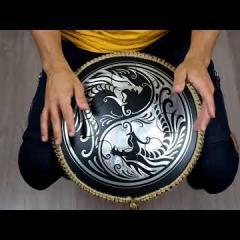 Guda Coin Brass. Kurd / Celtic minor scales