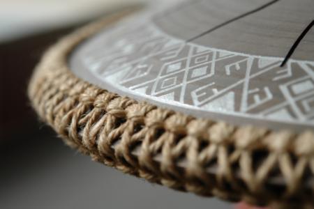 Freezbee, Ukrainian design, Equinox scale Photo 3 side view