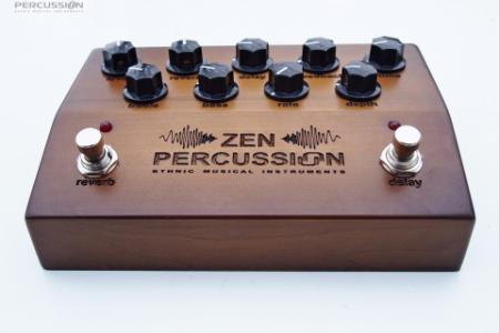 Multi Fx Box  for tongue drums