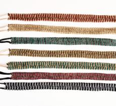 Rope edging trim  for handpans and tongue drums